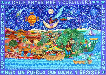 Beatriz Aurora - Chile entre mar y cordillera