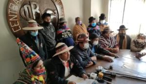 Bolivia: da nazione clandestina a nazione ribelle