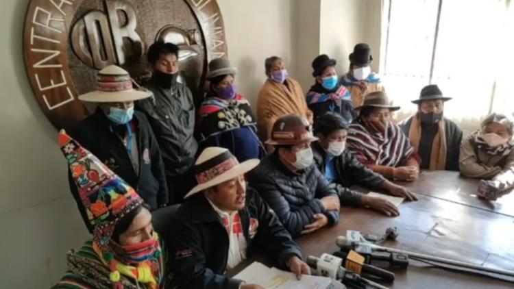 Au-delà des élections en Bolivie, de nation clandestine à nation insurgée