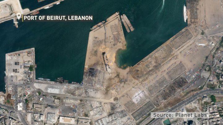Ο αριθμός των νεκρών στη Βηρυτό αυξήθηκε στους 137. Χώρες απ' όλο τον κόσμο προσφέρουν βοήθεια