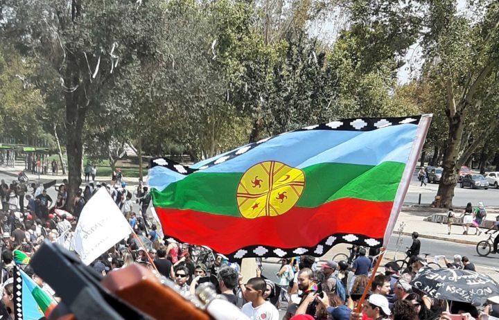 bandera mapuche-Claudia Aranda