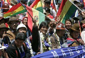 Dan a conocer nuevo estudio sobre el Proceso de Cambio en Bolivia
