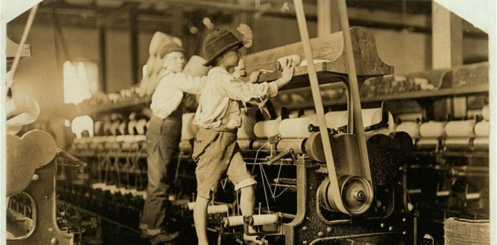 Abolishing child labor took the specter of 'white slavery' and the job market's near collapse during the Great Depression