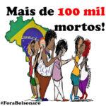Brasile, un anno di pandemia: le parole del Presidente
