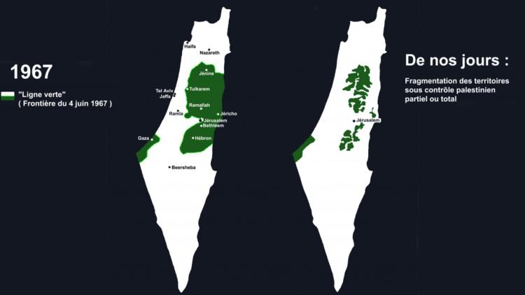 Wird Israel das Jordantal annektieren?
