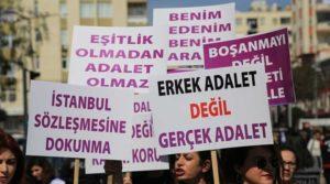 """""""İstanbul Sözleşmesi'nin tek bir maddesinden bile vazgeçmiyoruz!"""""""