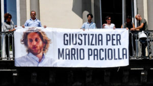 Giustizia per Mario Paciolla. Stanchi mai, chiediamo risposte!