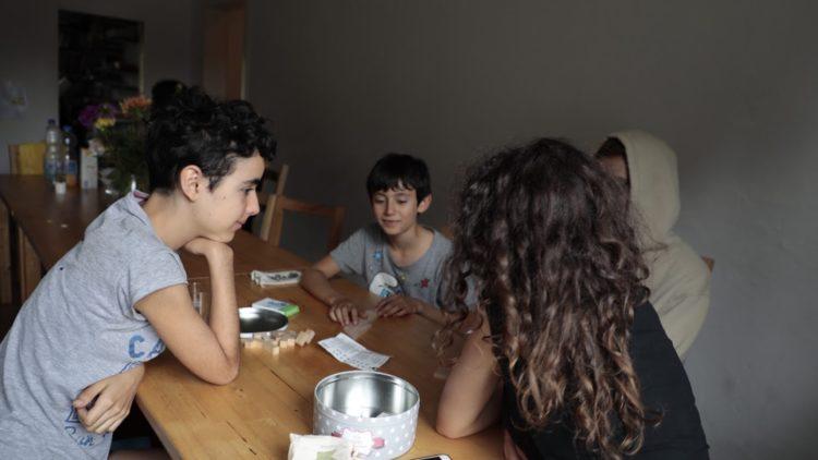 niños jugando - Juan Carlos Marín