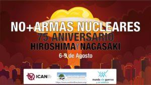 75 anni da Hiroshima e Nagasaki, mai più armi nucleari