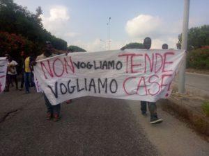 Smantellamento della tendopoli di San Ferdinando: è necessaria una soluzione non emergenziale per la salute e la sicurezza di tutti