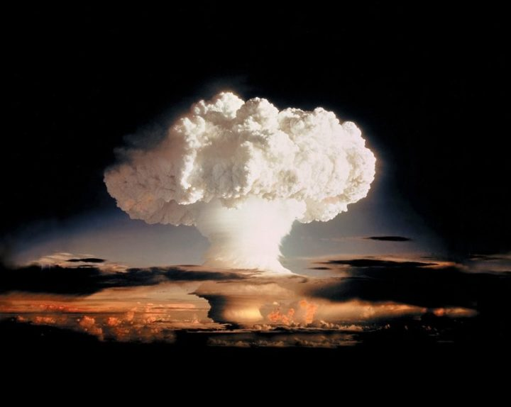 Popoli indigeni minacciati dalla ripresa dei test nucleari