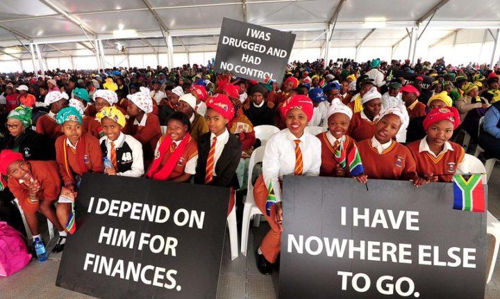 9 agosto, Women's Day: il Sudafrica spera in un rilancio, ma c'è un allarme fame per i bambini