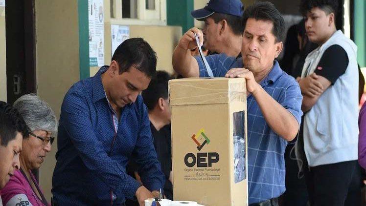 elecciones Bolivia - Prensa Latina