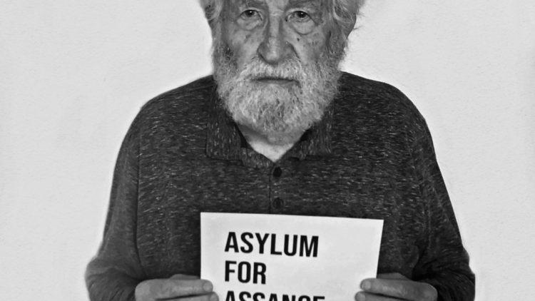 [#FreeAssange] #WeAreMillions: Campagne photo