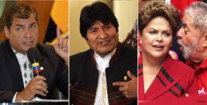 Evo, Correa, Lula, la prisa de Trump y la dicotomía pasado-futuro