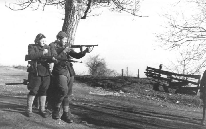 Netizens across former Yugoslavia celebrate 75 years of women's suffrage