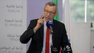 Argelia apoya causa palestina y rechaza normalización con Israel