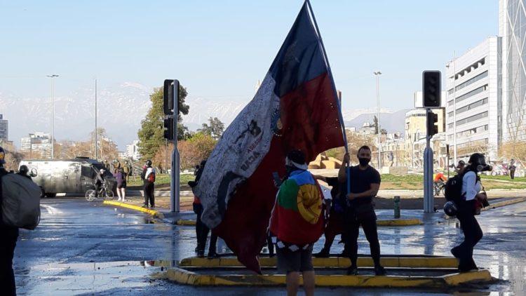 Plaza Dignidad - Claudia Aranda