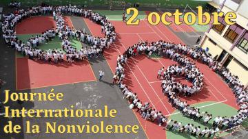 Journée de la Nonviolence