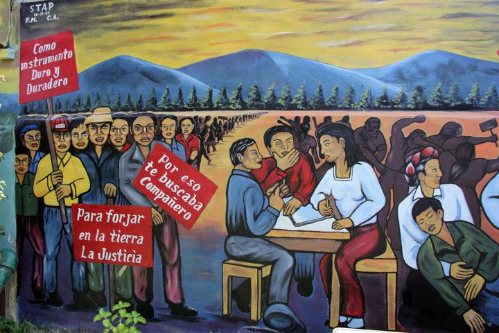 Exigen un alto a las masacres en Guatemala