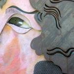 mujer pintura - Gerardo Iglesias