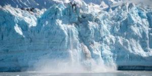 In 23 Jahren sind 28 Billionen Tonnen Eis geschmolzen