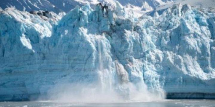 In 23 anni si sono sciolti 28mila milioni di tonnellate di ghiaccio