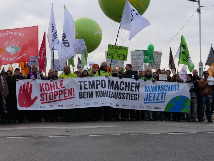 Germania: sciopero mondiale del clima, una coalizione richiede l'abbandono del carbone entro il 2030 e una svolta socio-ecologica