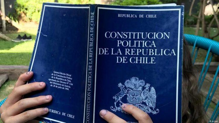 Deutsche Welle - constitución chilena