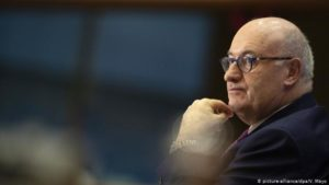 EU needs new trade chief at critical, uncertain moment