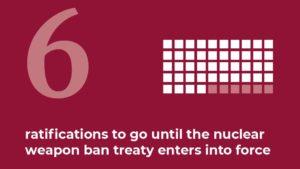 Carta abierta en apoyo del Tratado de Prohibición de Armas Nucleares de 2017