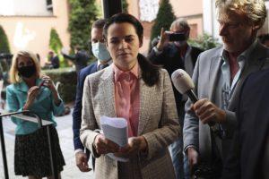 Lithuanian leaders, Tikhanovskaya condemn Lukashenko's inauguration