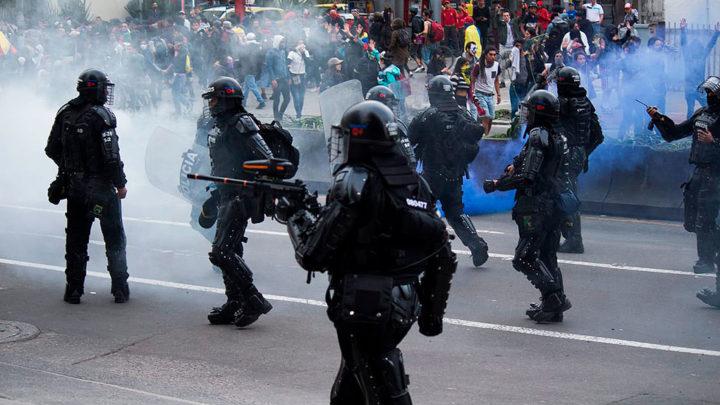 Esmad - Bogotá - Derechos solo para esta nota