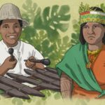 El desplazamiento destruye la cultura de los indígenas de Nariño: Nidero Moreano