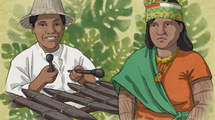Situación indígenas de Nariño