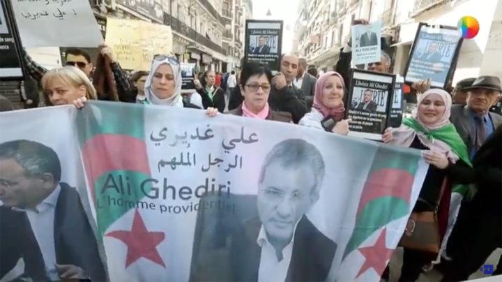 El periodista Kahled Drareni es condenado a dos años de prisión por cubrir el movimiento de la Hirak argelina