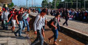 Quote migranti: ma quale invasione? E' propaganda