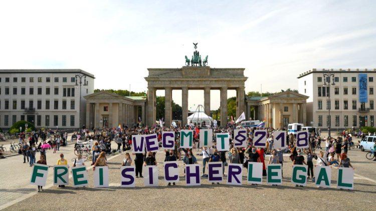 Tausende setzen ein Zeichen für selbstbestimmtes Lieben und Leben