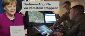 Angela Merkel erhält wegen Ramstein den BigBrotherAward 2020