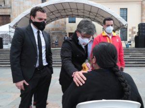 Bogotà: la polizia fa scuse pubbliche per le violenze