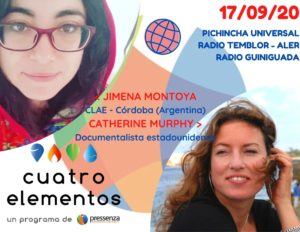 Cuatro Elementos del 17/09/2020 Documental sobre Silvio Rodríguez y la Comunicación en Utopías y Distopías