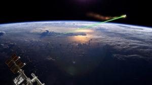 Bundeswehroperationen im Weltraum