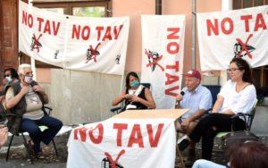 No Tav: vogliono arrestare le nostre idee, ma le idee sono come il vento