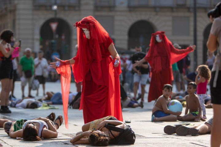 Extinction Rebellion Torino: abbiamo bisogno di voi. Diteci la verità!