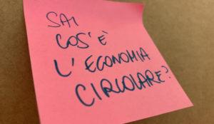 Italia, sai cos'è l'economia circolare?