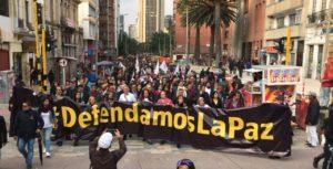 Κολομβία: πρωτοβουλία εφαρμογής διεθνούς ειρηνευτικής συμφωνίας