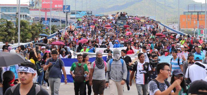 """Honduras:  """"Non mi pento di nulla e la persecuzione mi ha reso più forte"""""""