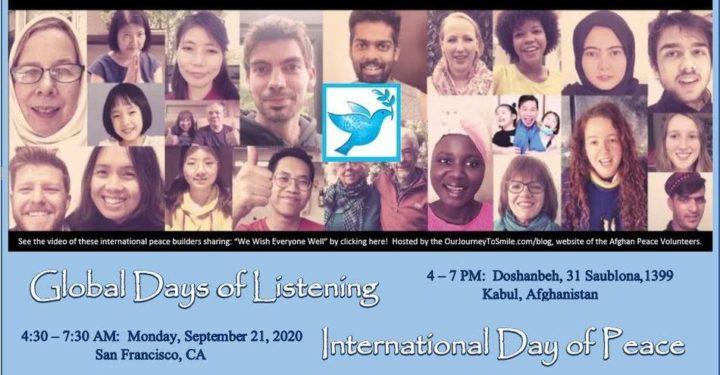 Globale Tage des Zuhörens und der Innovation in der Bildung 2020