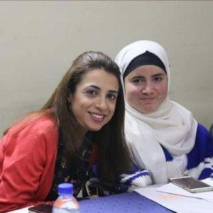 """Haneen Shaat """"Le mie notti di bombardamenti e paura a Gaza"""""""