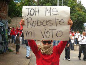 Honduras sull'orlo di un'altra crisi  politica e sociale?